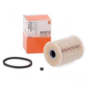 Günstige Kraftstofffilter mit Artikelnummer: KX 231D OPEL SINTRA jetzt bestellen