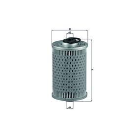 Kupte a vyměňte palivovy filtr MAHLE ORIGINAL KX 35