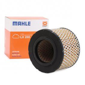 Pirkti 77714868 MAHLE ORIGINAL filtro įdėklas aukštis: 96,0mm Oro filtras LX 255 nebrangu
