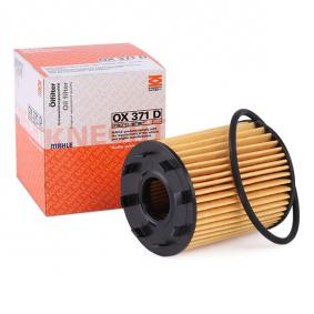 Olejový filter OX 371D FIAT 124 v zľave – kupujte hneď!