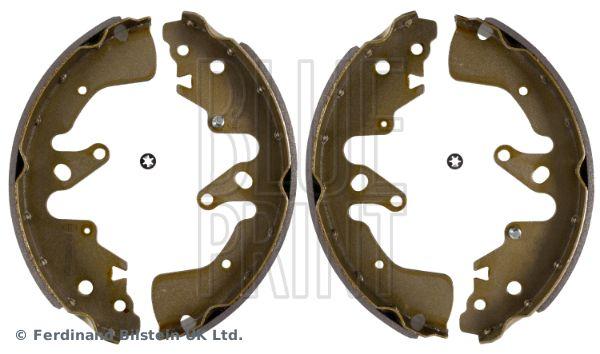 ADK84138 BLUE PRINT Hinterachse Breite: 41,0mm Bremsbackensatz ADK84138 günstig kaufen