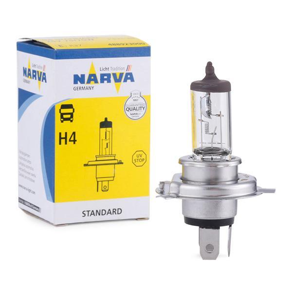 NARVA | Glühlampe, Fernscheinwerfer 48892