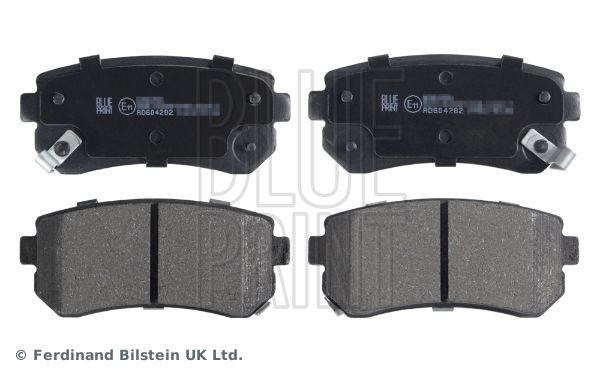 Buy Disk brake pads BLUE PRINT ADG04282 Width: 41,0mm, Thickness 1: 15,6mm