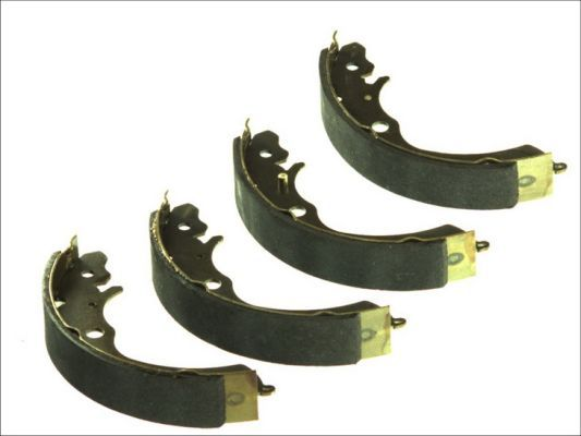 ABE: Original Bremsbackensatz für Trommelbremse C04011ABE (Breite: 36mm)