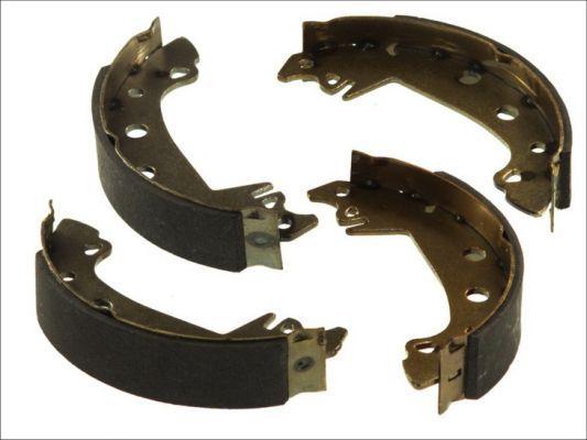 TALBOT 1307-1510 1981 Bremsbacken für Trommelbremse - Original ABE C0C006ABE Breite: 42mm