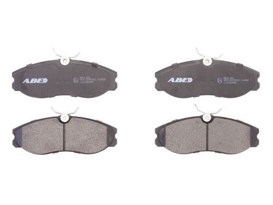Buy original Disk brake pads ABE C11056ABE