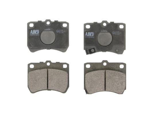 Bremsklötze ABE C13032ABE