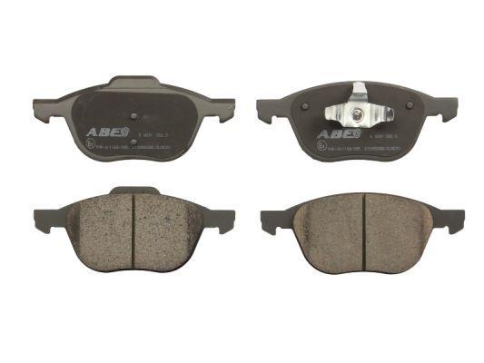 ABE Brake Pad Set, disc brake C13055ABE
