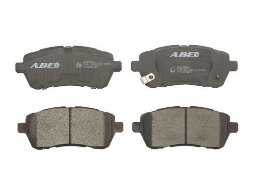 Bremsklötze ABE C13063ABE