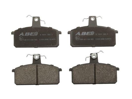ABE Bremsbelagsatz, Scheibenbremse C18013ABE