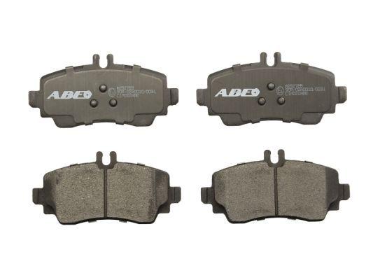 Scheibenbremsbeläge ABE C1M022ABE