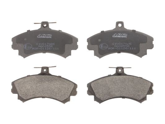 Original SMART Bremsklötze C1V017ABE