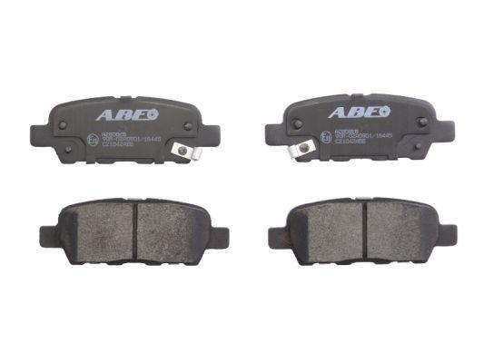 Bremsklötze ABE C21042ABE