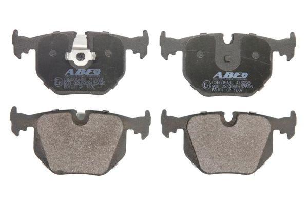 Bremsbelagsatz ABE C2B005ABE