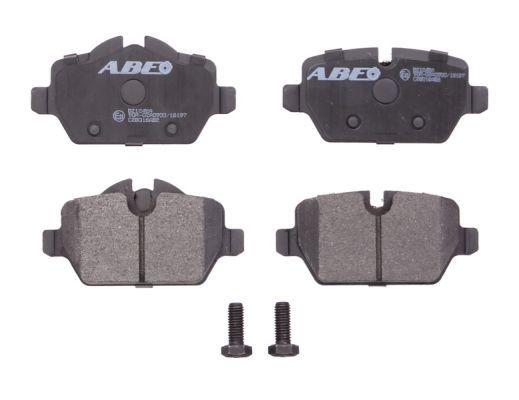 Bremsbelagsatz ABE C2B016ABE