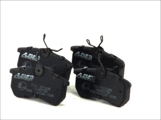 Bremsbelagsatz ABE C2G007ABE