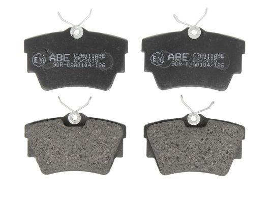 Bremsklötze ABE C2R011ABE