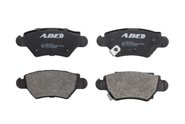 Bremssteine ABE C2X010ABE