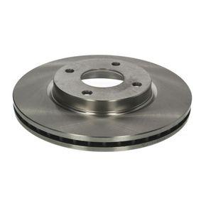 C31103ABE ABE Vorderachse, belüftet Ø: 280mm, Lochanzahl: 4, Bremsscheibendicke: 24mm Bremsscheibe C31103ABE günstig kaufen