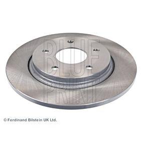 ADA104354 BLUE PRINT Hinterachse, Voll, beschichtet Ø: 305,0mm, Bremsscheibendicke: 12mm Bremsscheibe ADA104354 günstig kaufen