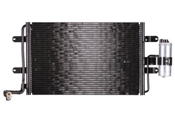 THERMOTEC: Original Klimakondensator KTT110003 (Netzmaße: 590 X 361 X 16 mm)