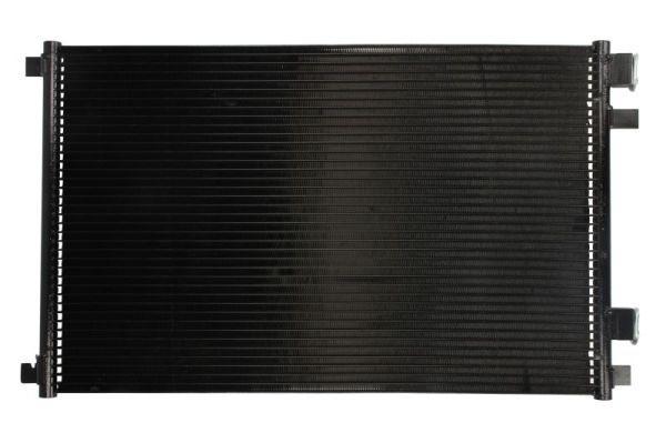 RENAULT GRAND SCÉNIC 2014 Klimakühler - Original THERMOTEC KTT110017 Netzmaße: 640 X 401 X 16 mm