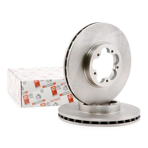 Bremsscheibe FERODO DDF1555 Bewertungen