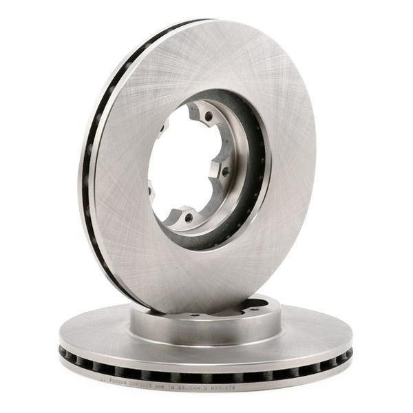 DDF1555 Спирачен диск FERODO - опит