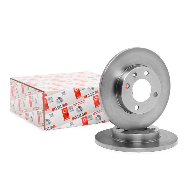Bremsscheibe FERODO DDF103 Bewertungen