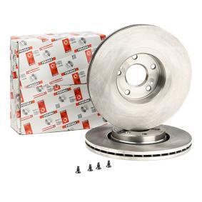 DDF12051 FERODO PREMIER belüftet, mit Schrauben Ø: 300mm, Lochanzahl: 5, Bremsscheibendicke: 26mm Bremsscheibe DDF1205 günstig kaufen