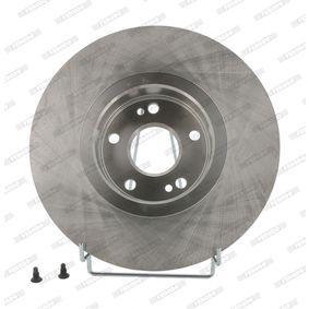 DDF1205 Bremsscheibe FERODO - Markenprodukte billig