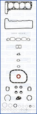 Buy AJUSA Full Gasket Set, engine 50076500 truck