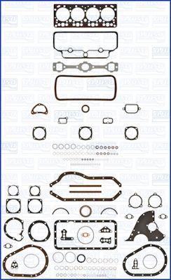 LKW Dichtungsvollsatz, Motor AJUSA 50082700 kaufen