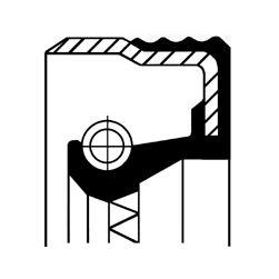01033294B Tesnici krouzek hridele, diferencial CORTECO - Levné značkové produkty