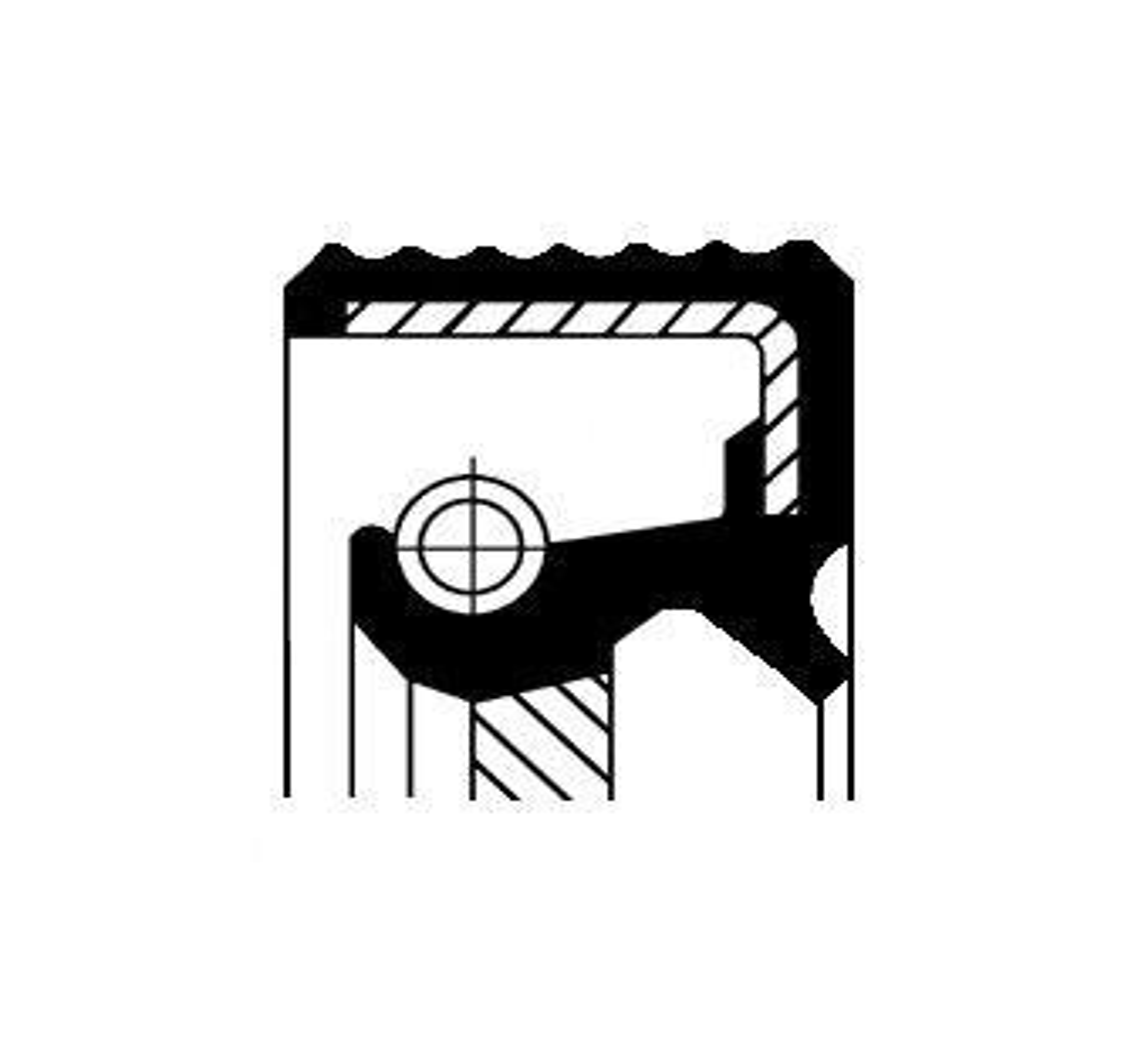 CORTECO: Original Verteilergetriebe Einzelteile 01035173B ()