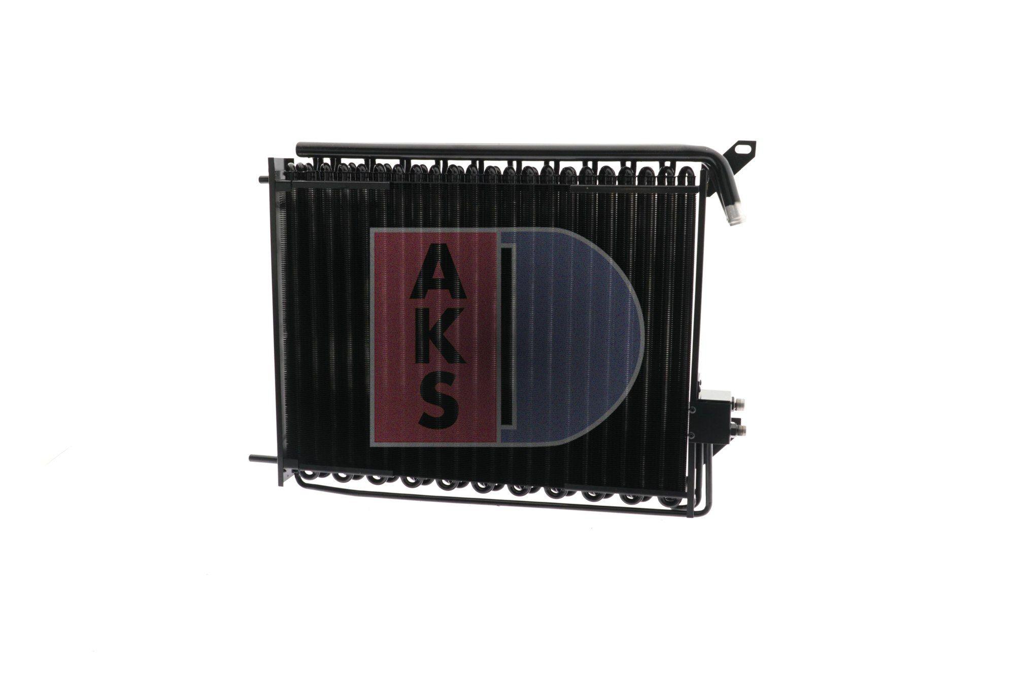 AKS DASIS Kondensor, klimatanläggning till GINAF - artikelnummer: 420019N