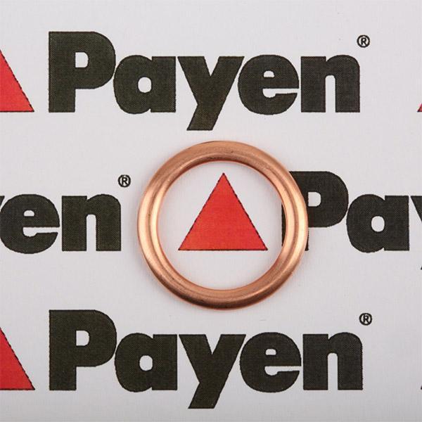 Buy Oil sump plug PAYEN PA349 Thickness: 2,00mm, Ø: 22,00mm, Inner Diameter: 16,00mm