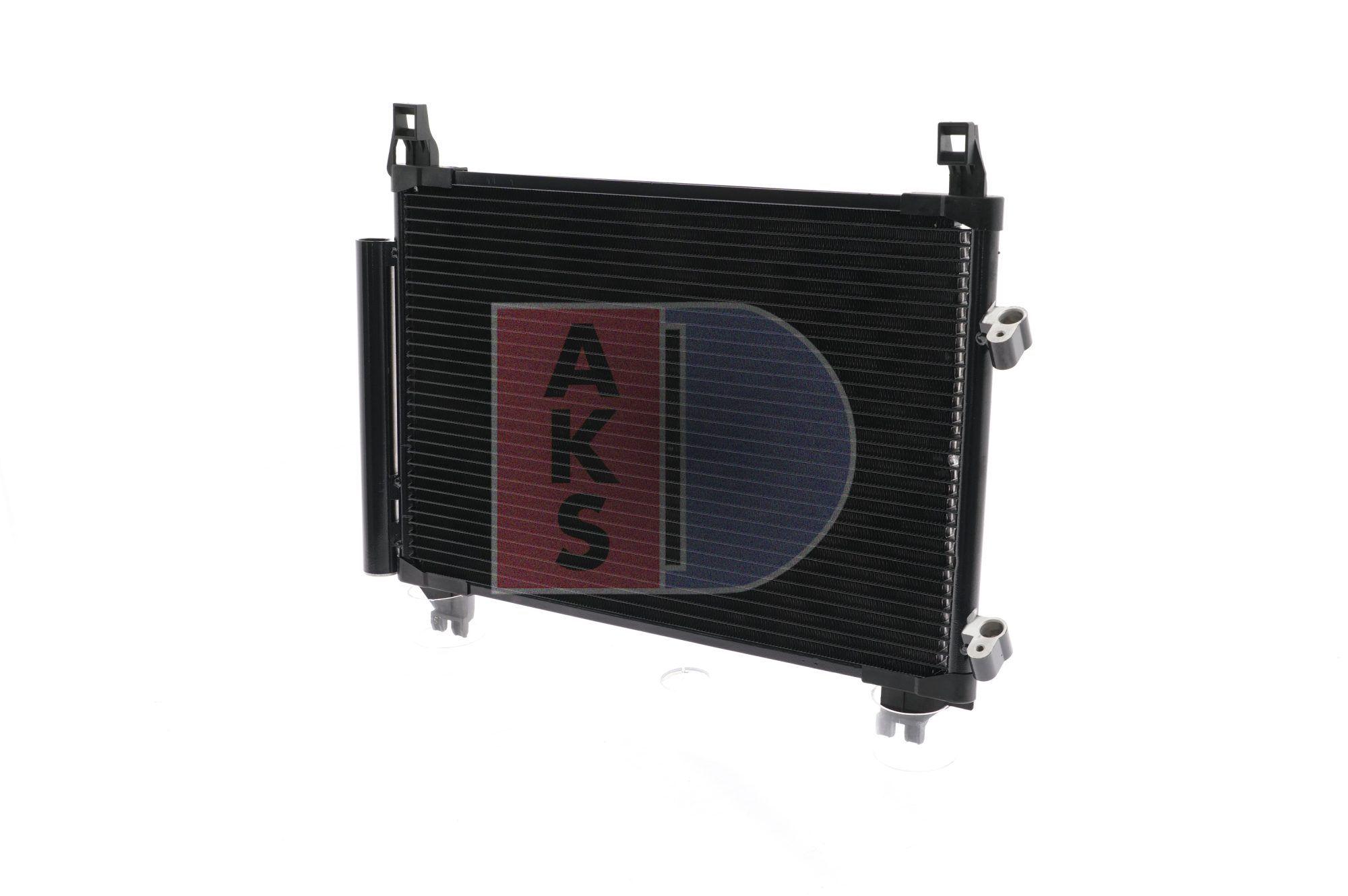 OE Original Kondensator Klimaanlage 212055N AKS DASIS