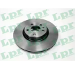 High performance brake disc A2171V 147 (937) 1.6 16V T.SPARK ECO 105 HP original parts-Offers