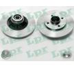 Bremsscheibe R1034PCA — aktuelle Top OE 7701207611 Ersatzteile-Angebote