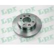 Bremsscheibe R1081P — aktuelle Top OE 8671000083 Ersatzteile-Angebote