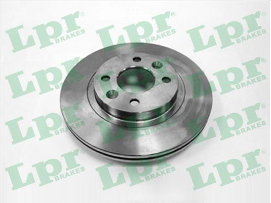 LPR Bremsscheibe R1301V