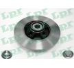 LPR Bremsscheibe C1015PCA