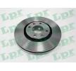 LPR Disco de freno P1003V