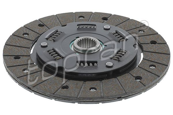 Clutch disc 300 230 TOPRAN — only new parts