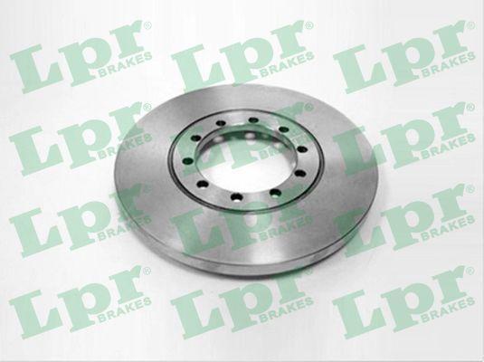 Купете F1019P LPR плътен Ø: 280мм, джанта: 5-дупки, дебелина на спирачния диск: 16мм Спирачен диск F1019P евтино