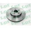 LPR Bremsscheibe F1031V