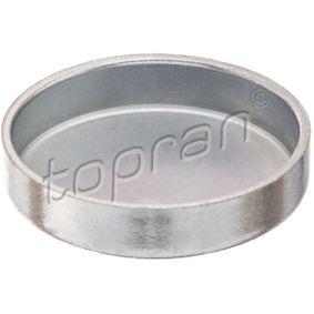 Aγοράστε και αντικαταστήστε τα Τάπες παγετού TOPRAN 203 183
