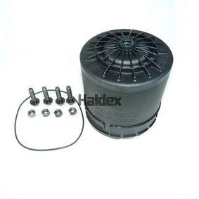 HALDEX Lufttorkarpatron, kompressorsystem 93522 - köp med 16% rabatt
