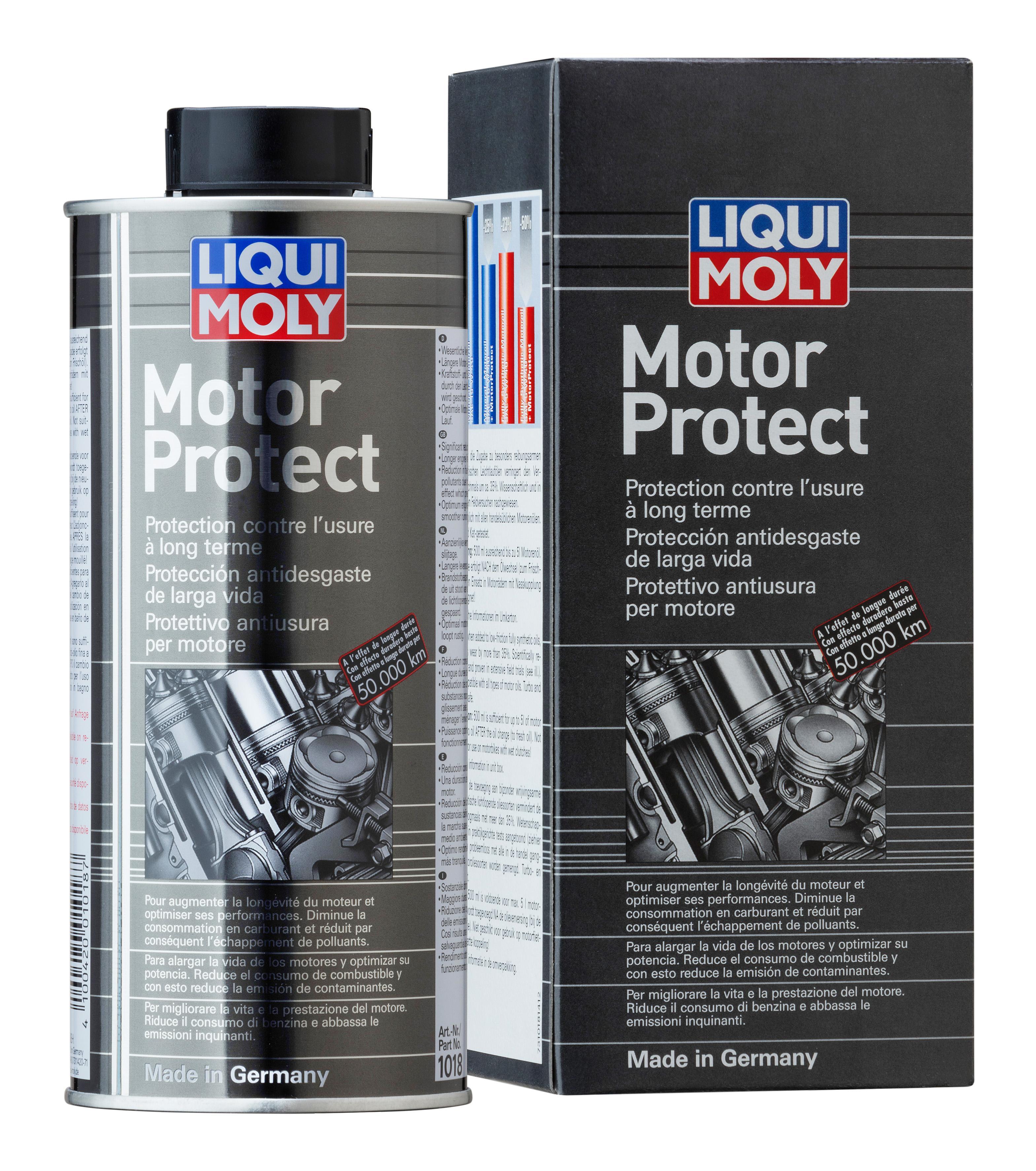 Acquisti in maniera conveniente: LIQUI MOLY Additivo olio motore Lattina, Contenuto: 500ml 1018